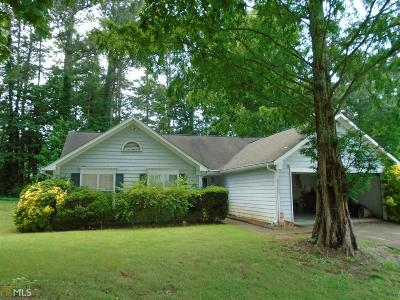 Stone Mountain Single Family Home Under Contract: 956 Forest Path