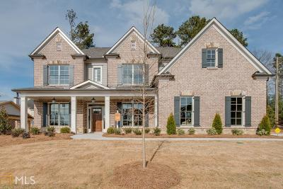 Flowery Branch Single Family Home Under Contract: 6754 Trailside Dr