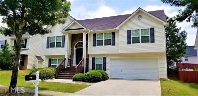 Loganville Single Family Home New: 1615 Stephens Pond Vw