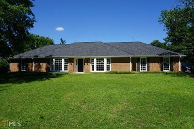 Roswell Single Family Home New: 155 Saddle Lake Dr