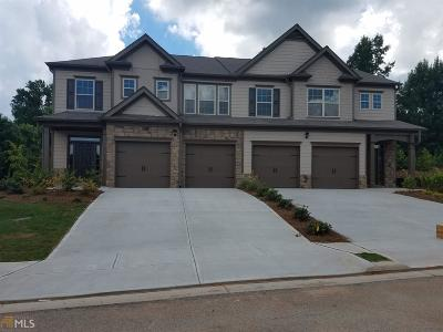 Coweta County Condo/Townhouse Under Contract: 4 Tahoe Dr