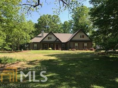 Fayetteville Single Family Home New: 971 Sandy Creek Rd