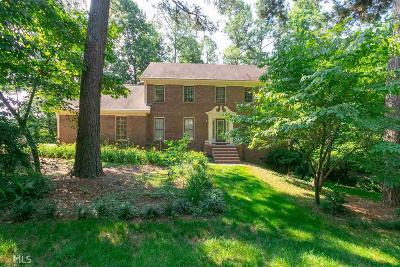Lilburn Single Family Home New: 851 Cedar Trce