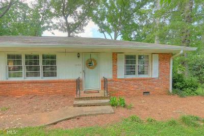 Conyers Single Family Home New: 1043 Turner #24,25