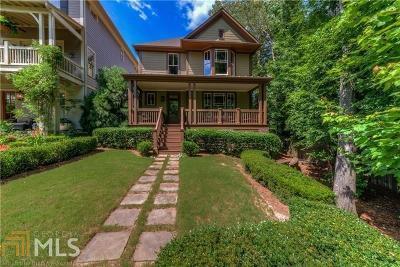 Woodstock Single Family Home New: 161 Hubbard Rd