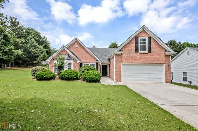 Buford Single Family Home New: 3247 Victoria Park Ln