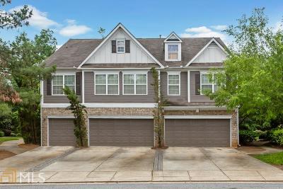 Acworth Condo/Townhouse New: 2609 Willow Grove Rd #3