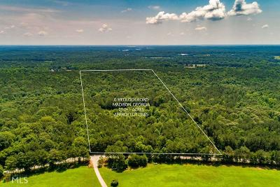 Madison Residential Lots & Land New: Medlock Rd