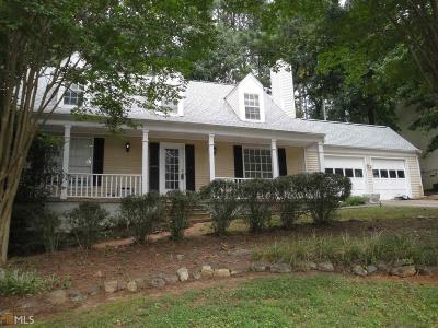 Roswell Single Family Home New: 2170 Laurel Mill Way