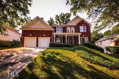 Grayson Single Family Home New: 323 Wheat Berry