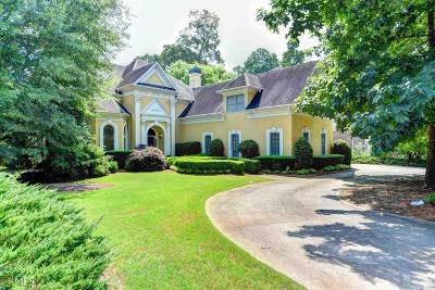 Single Family Home New: 8135 St Marlo Country Club