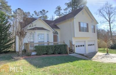 Cumming Single Family Home For Sale: 6340 Cross Roads Rd