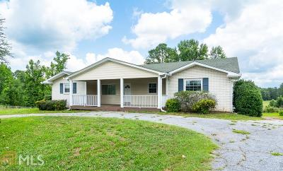 Griffin Single Family Home New: 854 N Walkers Mill Rd