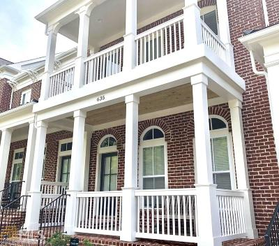 Decatur Condo/Townhouse For Sale: 635 Brennan Dr