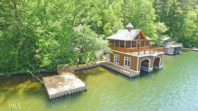 Westminster Single Family Home For Sale: 41 Lake Yonah