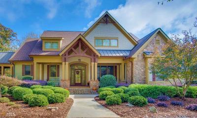 Greensboro Single Family Home For Sale: 1210 Armour Bridge Rd
