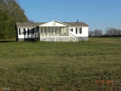 Elbert County, Franklin County, Hart County Single Family Home New: 2037 Calhoun Rd