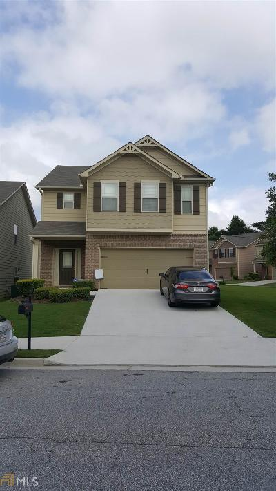 Loganville Single Family Home New: 528 Sweet Ashley Way