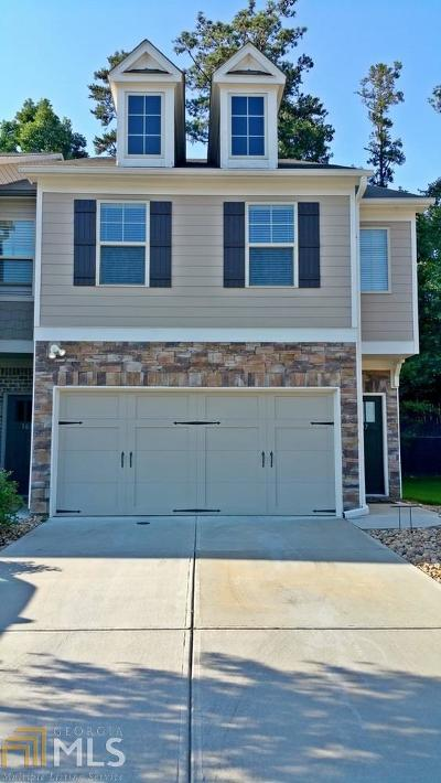 Lilburn Condo/Townhouse New: 1607 Paxton Dr