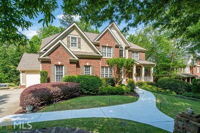 Kennesaw Single Family Home New: 4910 Registry Vw