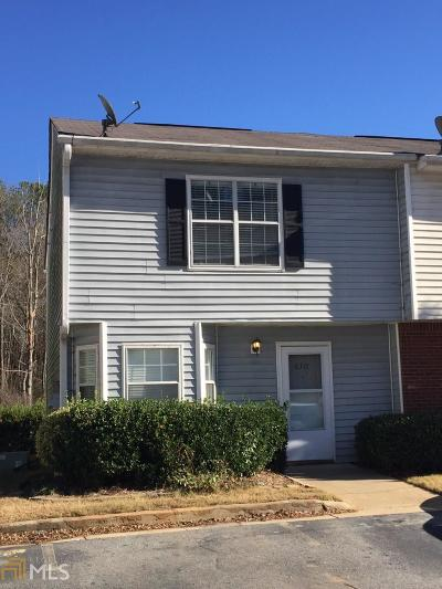 Tucker Condo/Townhouse For Sale: 6321 Wedgeview Dr