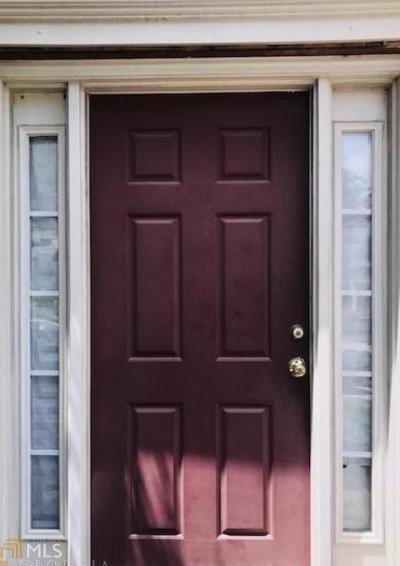 Fulton County Condo/Townhouse For Sale: 5687 Cascade Run