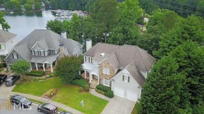 Alpharetta Single Family Home New: 1005 Lake Windward Overlook
