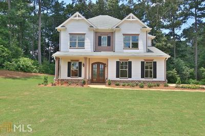Alpharetta Single Family Home New: 15594 Thompson Rd