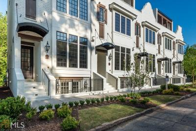 Decatur Condo/Townhouse New: 128 Northern Ave #3