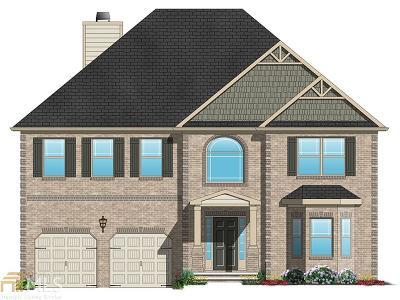 Loganville Single Family Home New: 3815 Beaver Swamp Rd