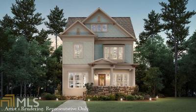 Milton Single Family Home For Sale: 4136 Stourbridge Common Cir