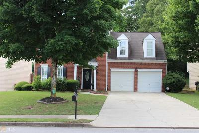 Suwanee Single Family Home New: 3140 Northcliff Dr