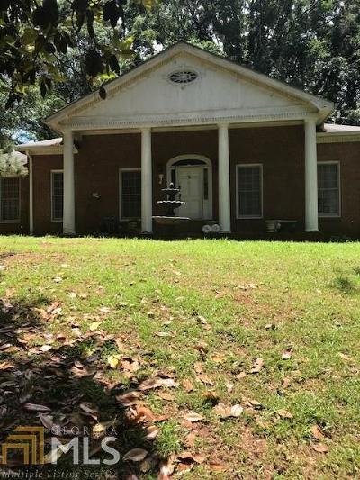 Smyrna Single Family Home New: 91 Concord Rd