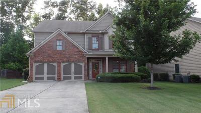 Powder Springs Single Family Home Under Contract: 4630 Teal Ct