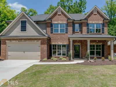 Gainesville Single Family Home New: 2626 Limestone Creek Dr