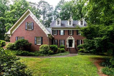 Atlanta Single Family Home New: 2862 Northbrook Dr