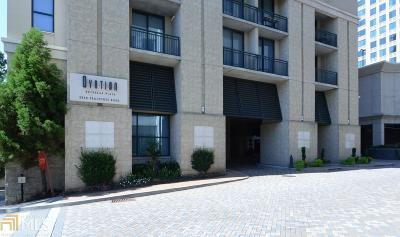 Ovation Condo/Townhouse Under Contract: 3040 Peachtree Rd #413