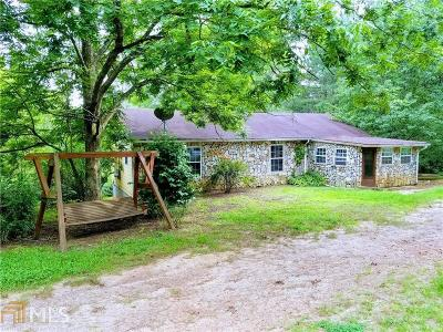 Bowdon Single Family Home Under Contract: 4630 W Highway 5
