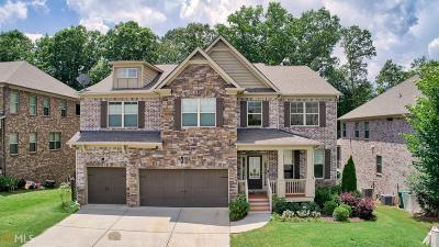 Suwanee Single Family Home New: 1125 Gallatin Way