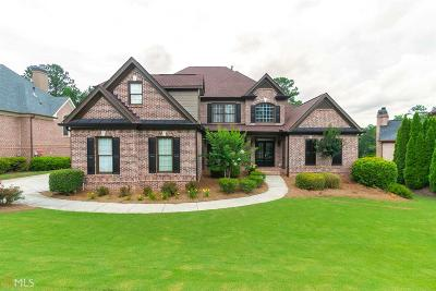 Dacula Single Family Home New: 3905 Greenside Ct