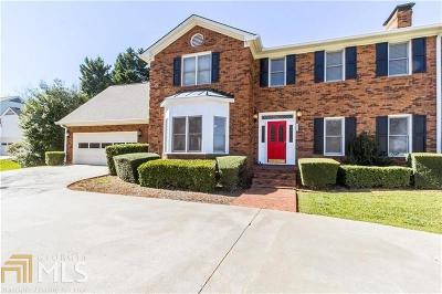 Gainesville Single Family Home New: 250 Tommy Aaron Dr