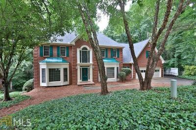 Roswell Single Family Home New: 8580 Olde Pacer Pt