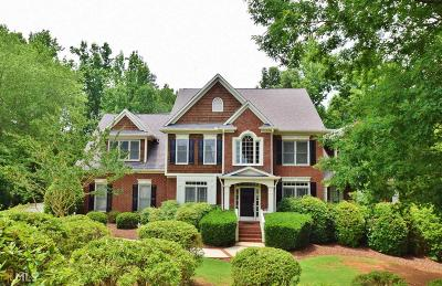 Gainesville  Single Family Home For Sale: 3543 Lake Breeze Ln