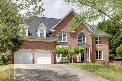 Acworth Single Family Home New: 5628 Fallsbrook Knl