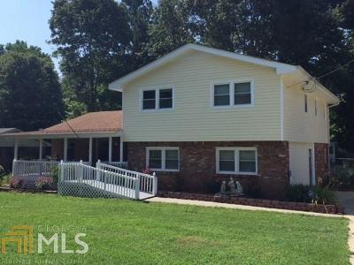 Buford Single Family Home New: 2877 Springlake Drive