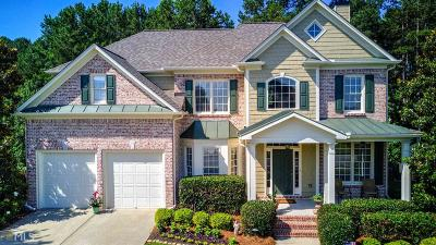 Dacula Single Family Home New: 1642 Woodbow Xing