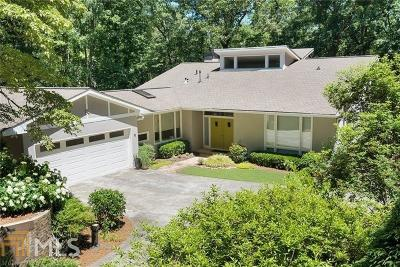 Powder Springs Single Family Home New: 89 Old Mountain Pl