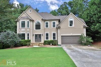 Norcross Single Family Home New: 320 Chastain Manor Dr