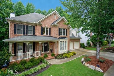 Single Family Home New: 1645 Wynridge Path