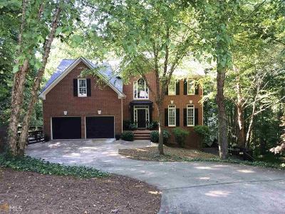 Single Family Home New: 1800 Habersham Trce #30